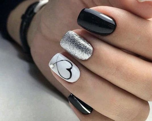 The Wired Heart nails