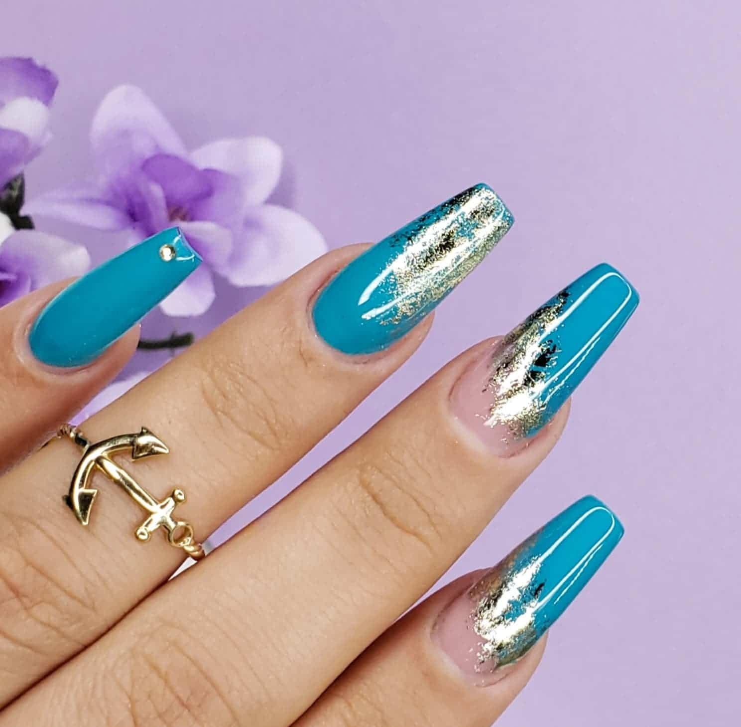 Acrylic Nails Coffin: 5 Things You Should Know About - All Nail Art