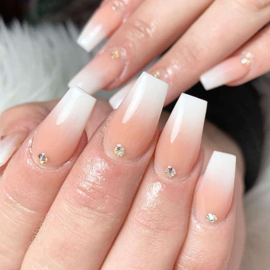 French Ombré Nails: 21 Stunning Design Ideas - All Nail Art