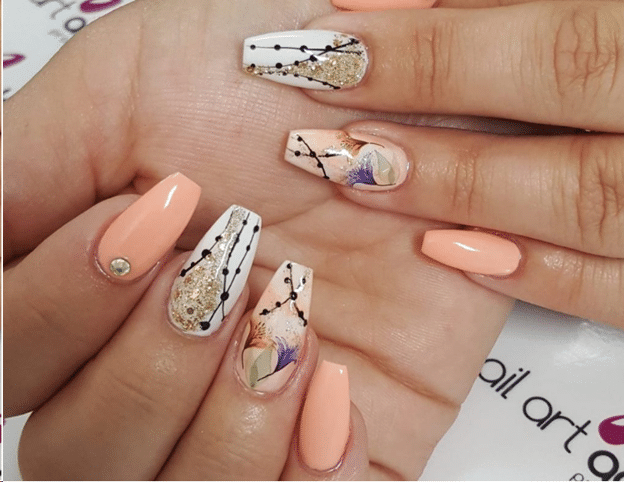 The Spring Manicure art 2019