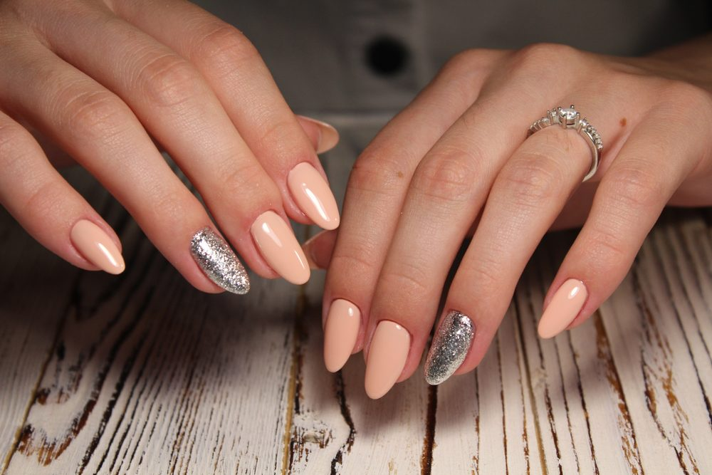 Beige Nails Design 2019