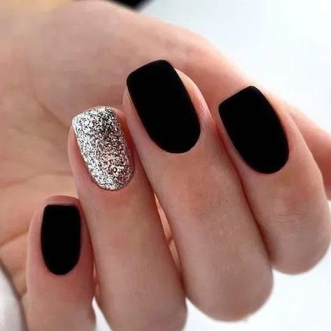 black gel color